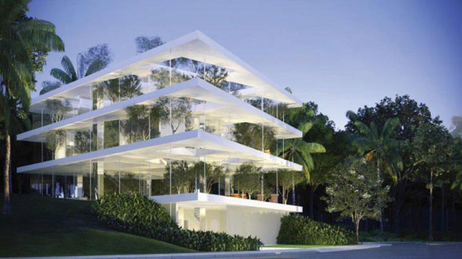 Amplitude visual, integração com a natureza e racionalização na arquitetura